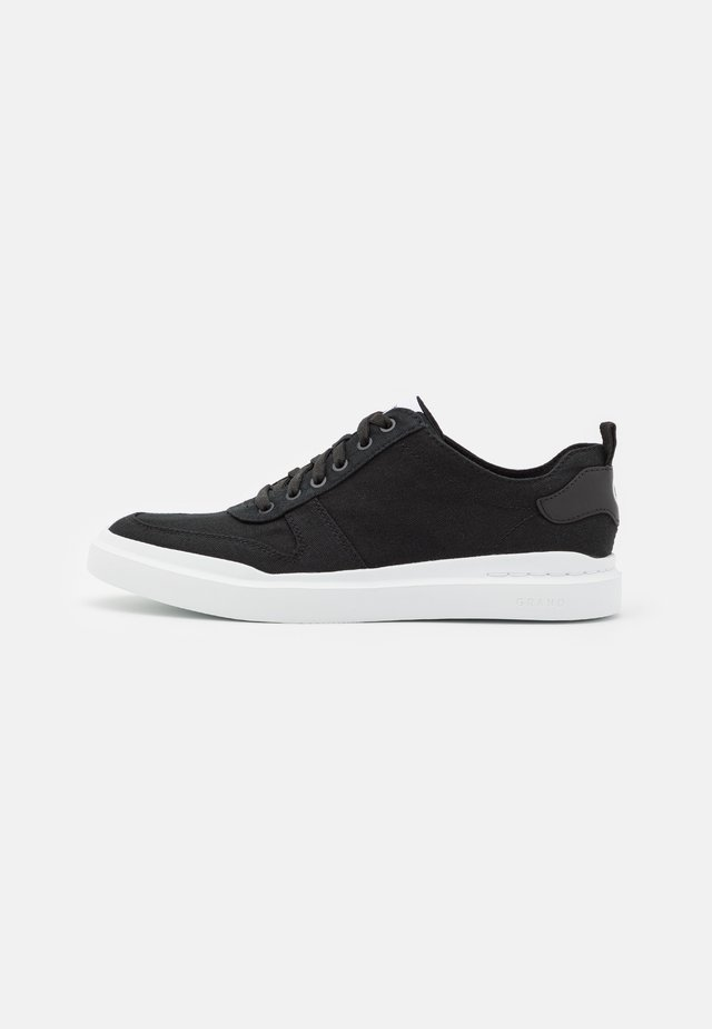 GRAND PRO RALLY COURT - Sneakers - black/optic white