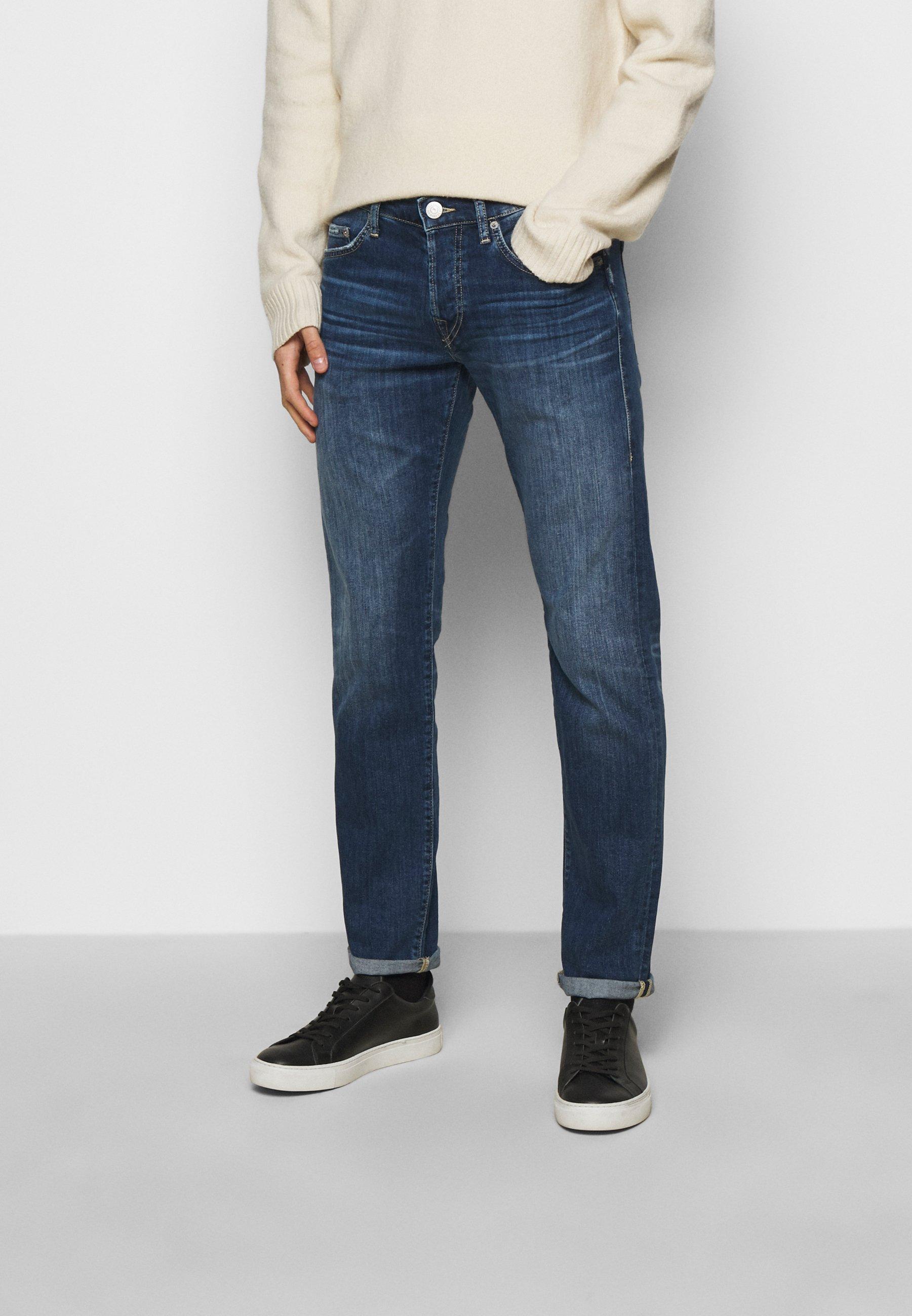 Men ROCCO DESTROYED - Jeans Skinny Fit