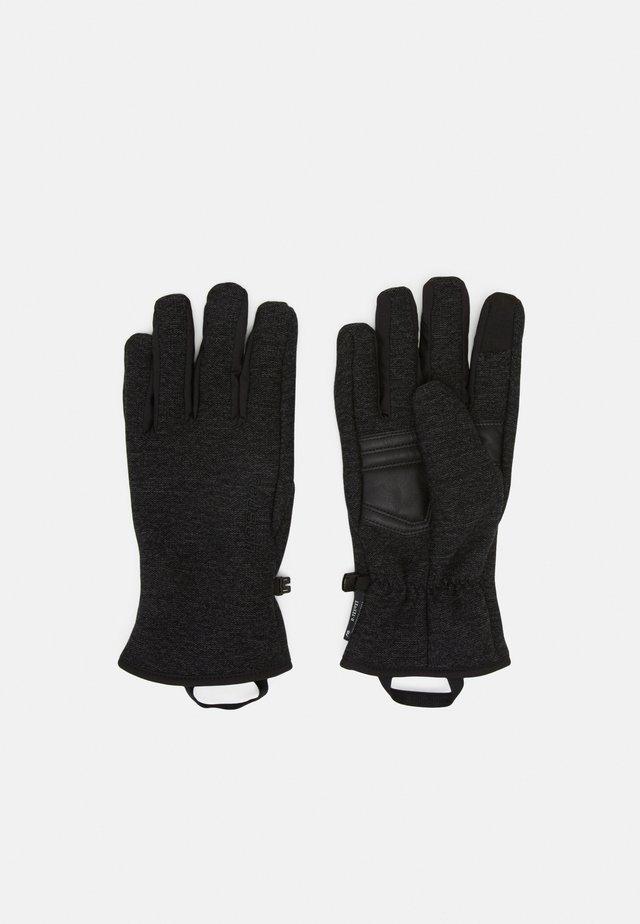 POLEDOME RTEX® XT - Rękawiczki pięciopalcowe - asphalt melange