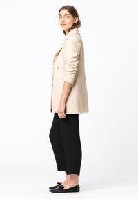 HALLHUBER - Short coat - creme - 2
