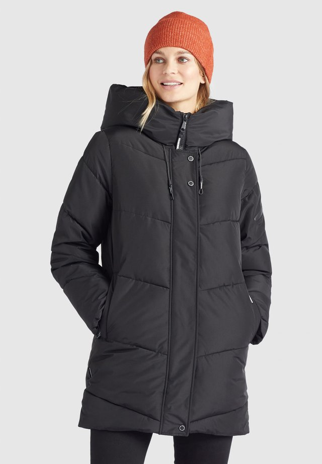 JORDIS2 - Winter coat - schwarz