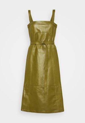 LIGHTWEIGHT BELTED DRESS - Robe d'été - military
