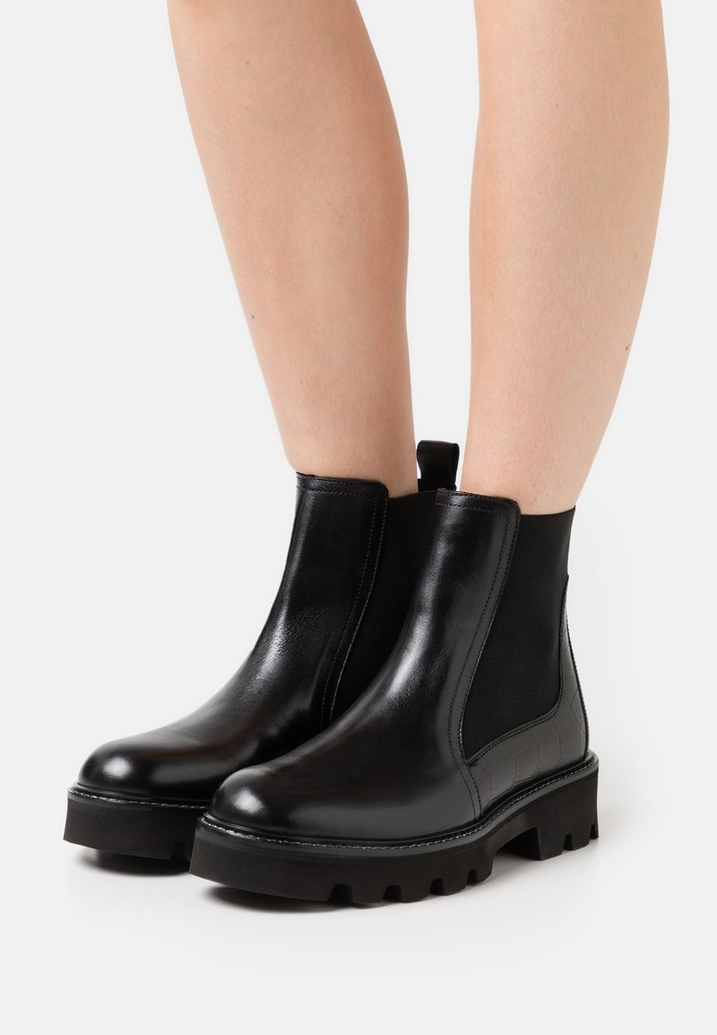 Ted Baker - STOMPI - Classic ankle boots - black