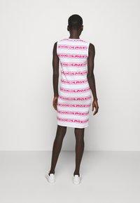 Love Moschino - Jumper dress - optical white - 2