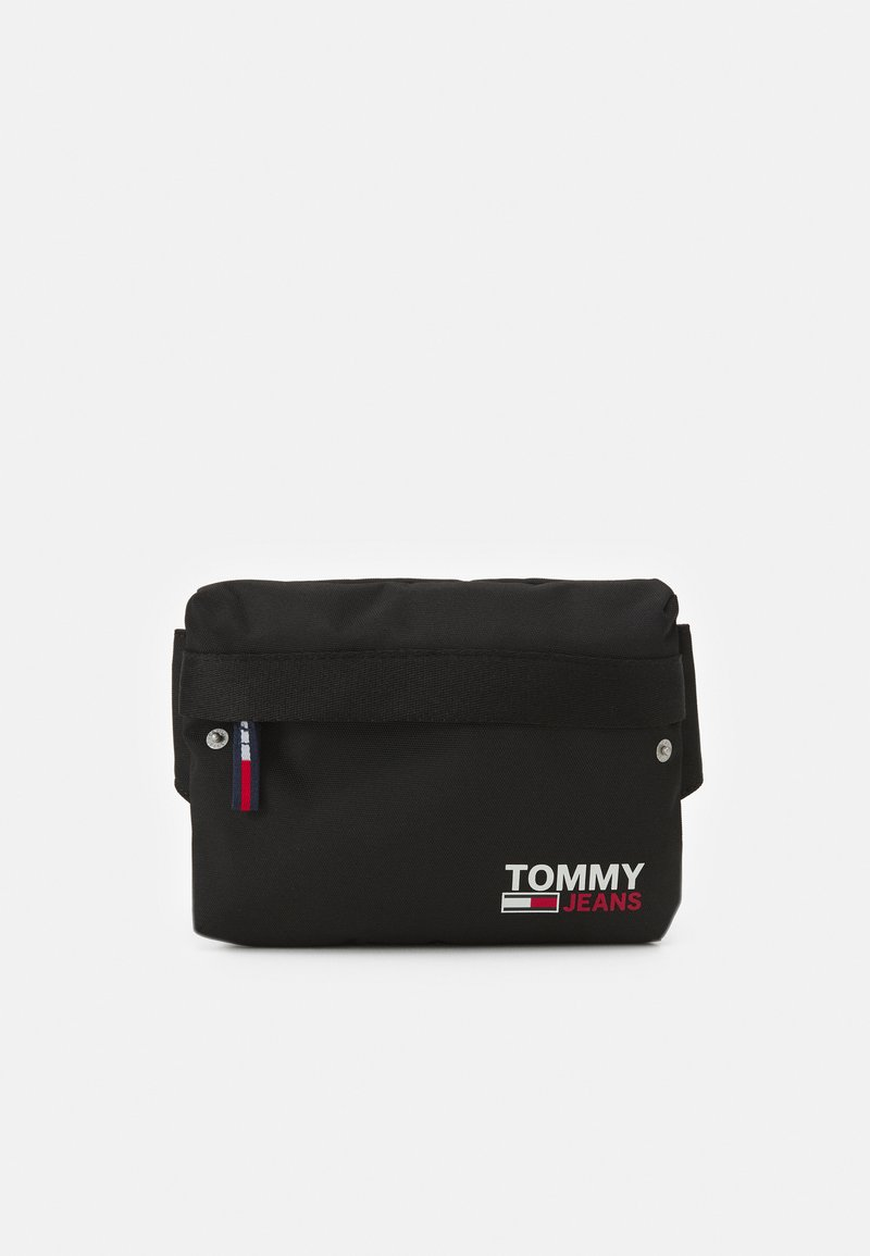 Tommy Jeans - CAMPUS BUMBAG UNISEX - Bæltetasker - black