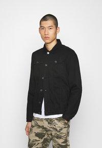274 - JACKET - Denim jacket - black - 0