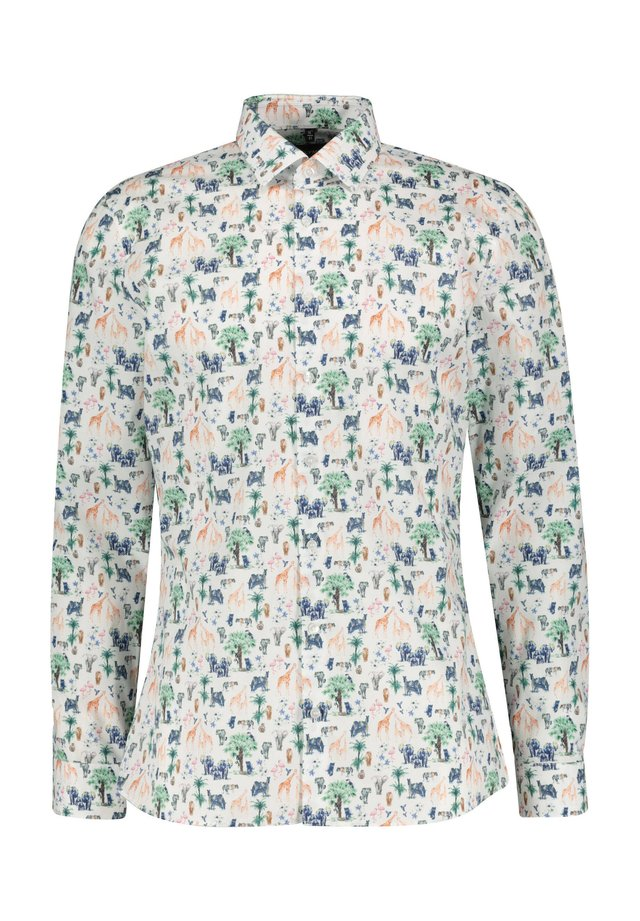 SUPER SLIM FIT  - Shirt - weiss (10)