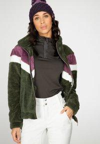 Protest - JUNIPER  - Fleece jacket - swamped - 3