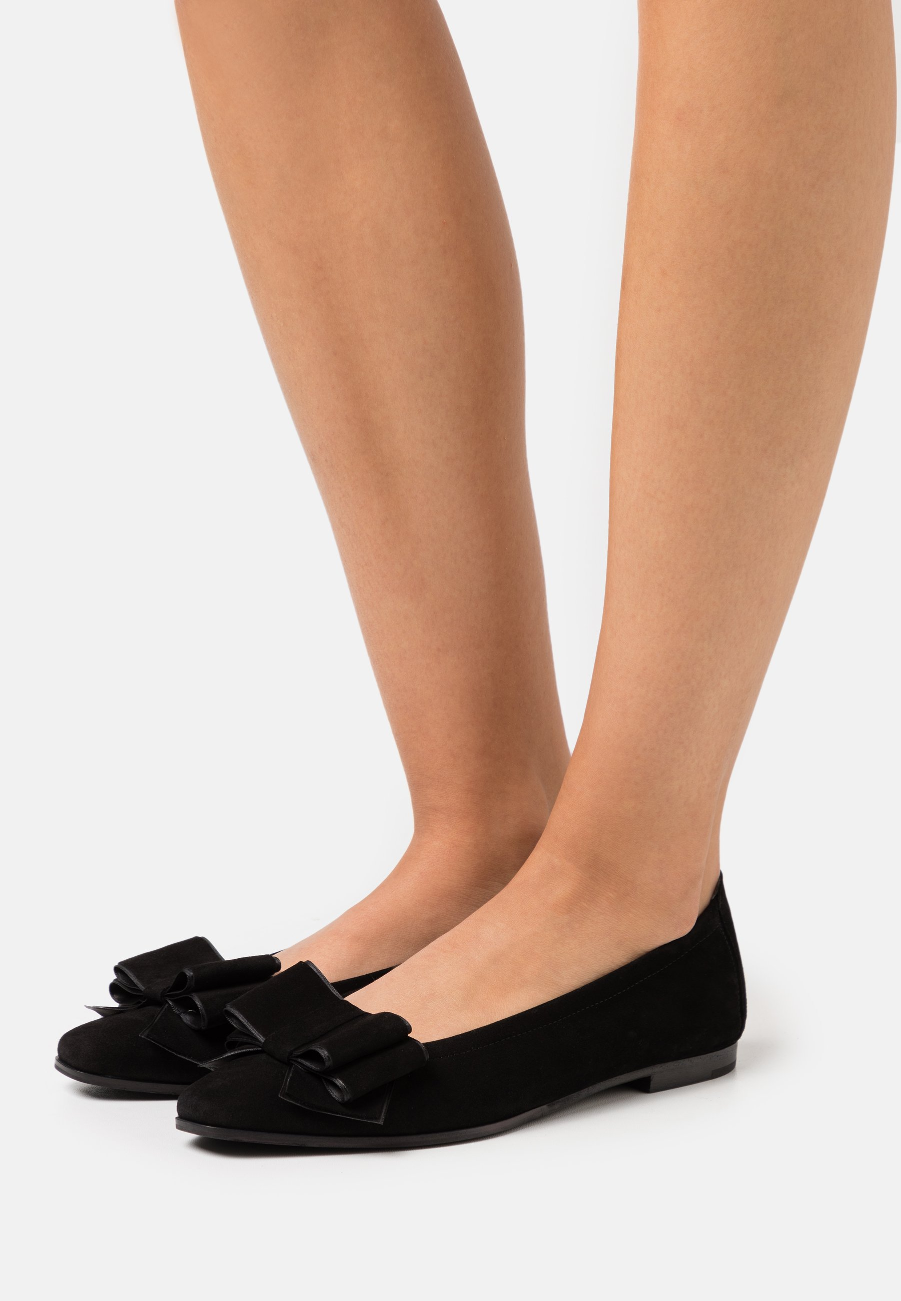 Women LEA - Ballet pumps - schwarz