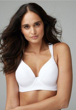 Sports bra - white