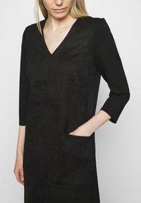 Opus - WANORA - Day dress - black - 4