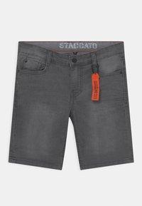 Staccato - Short en jean - grey denim - 2