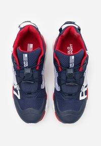 Polo Ralph Lauren - RLX TECH ATHLETIC SHOE - Sneakers basse - newport navy - 3