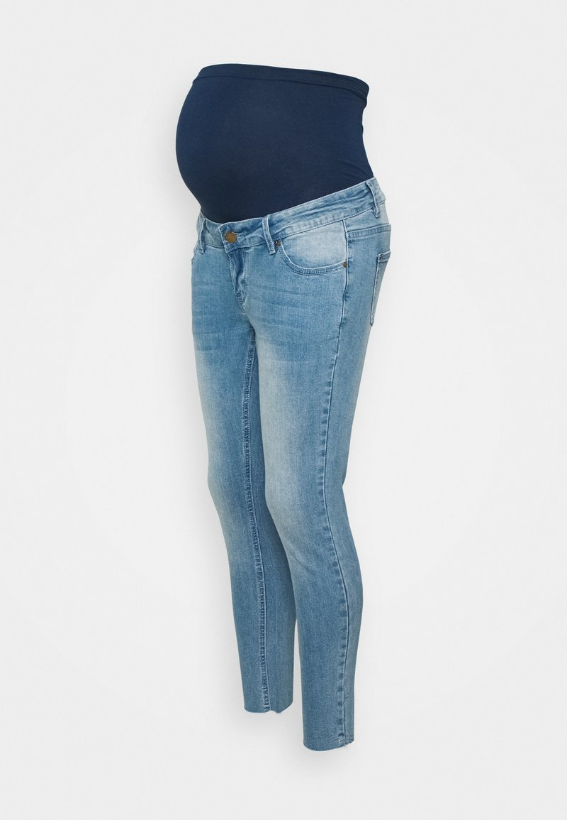 Forever Fit - ANKLE GRAZER - Jeans Skinny - light wash
