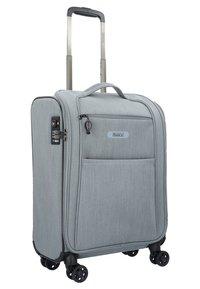 Stratic - FLOATING  - Wheeled suitcase - stone grey - 2