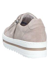 Gabor - Sneakers laag - beige - 5