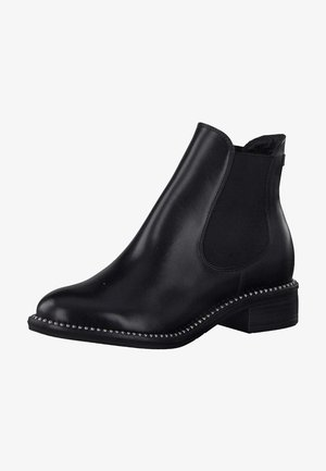Ankle boots - black/pearl 45