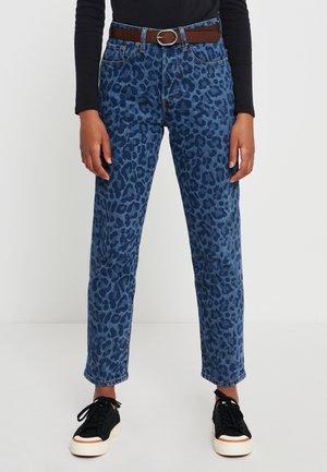 501® CROP - Straight leg jeans - sage