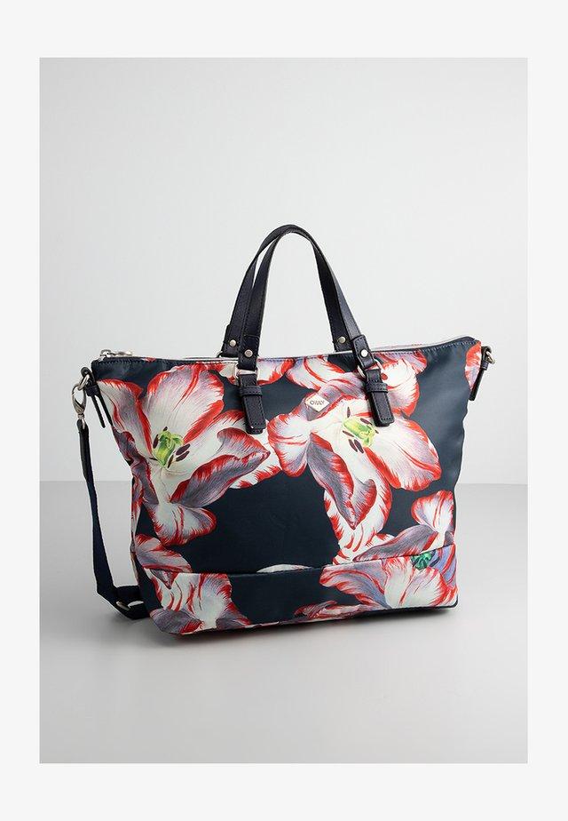 PICNIC HANDBAG  - Handbag - darkblue
