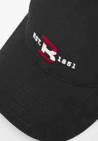 Bally - BASEBALL UNISEX - Cap - black - 3