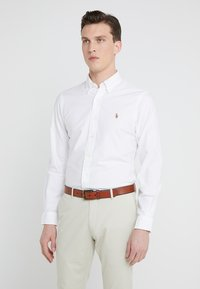 Polo Ralph Lauren - SLIM FIT - Koszula - white - 0