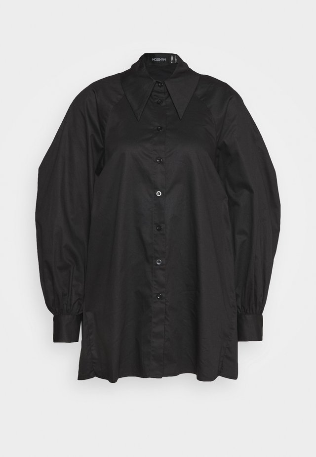 IF I CAN'T HAVE YOU SHIRT - Button-down blouse - black