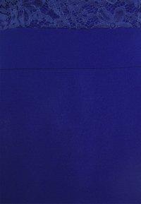 WAL G. - LOW PLUNGE NECK DRESS - Suknia balowa - electric blue - 6