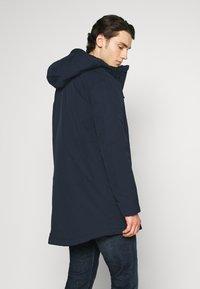 Minimum - LYNGDAL - Winter coat - dark saphire - 2