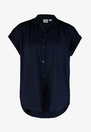 DRAPY - Camisa - navy bandana