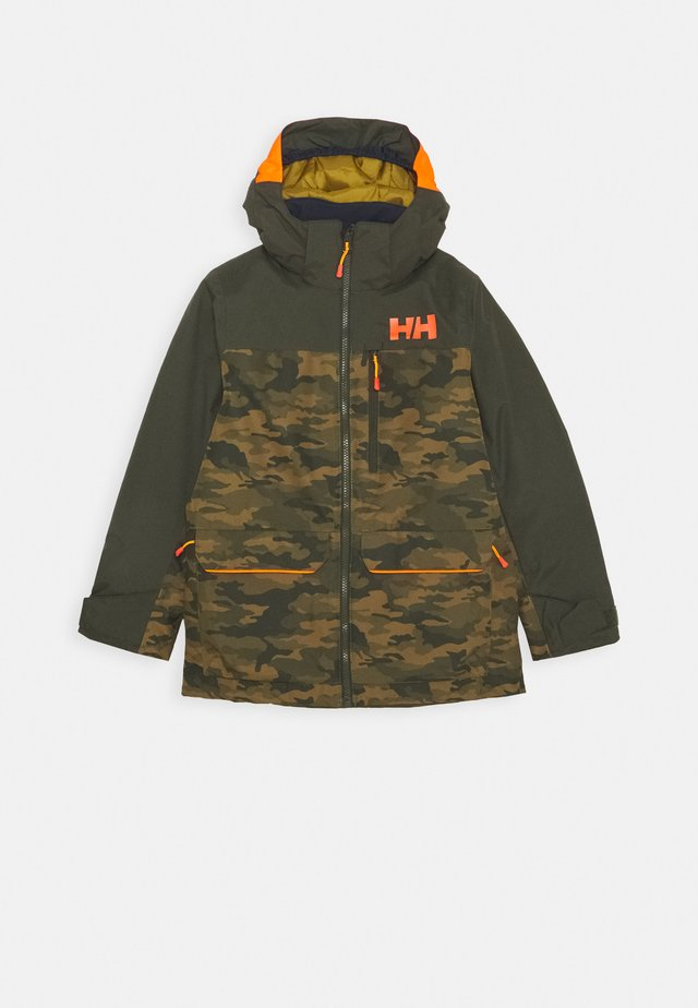 JR TORNADO JACKET - Light jacket - olive