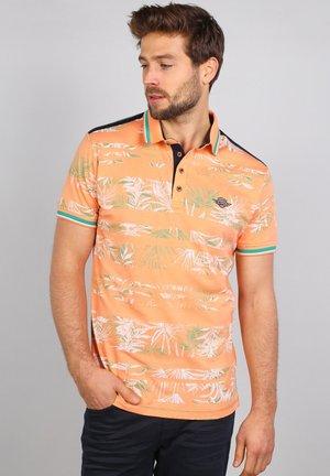 Polo shirt - peach