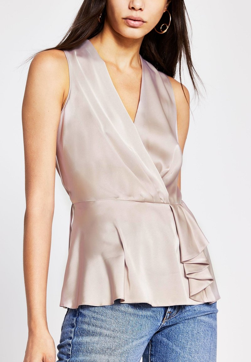 River Island - Blouse - grey