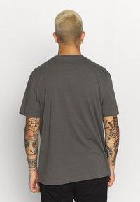 AllSaints - MUSICA - Basic T-shirt - alp grey - 2
