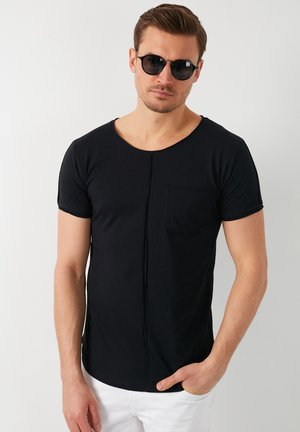 T-shirt basic - black