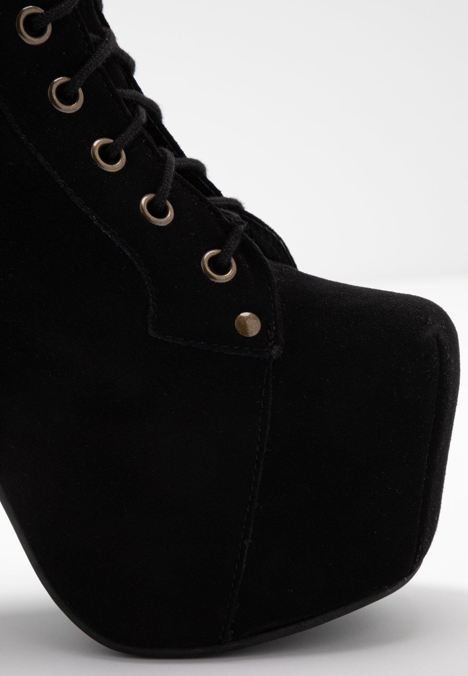 Jeffrey Campbell LITA High Heel Stiefelette black/schwarz