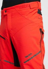 Vaude - MENS VIRT PANTS II - Outdoor trousers - mars red - 3