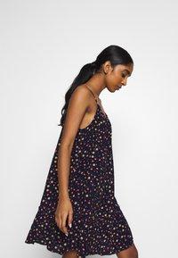 Superdry - DAISY BEACH DRESS - Korte jurk - navy floral - 3