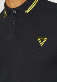 YOURTURN - UNISEX - Poloshirt - black - 4