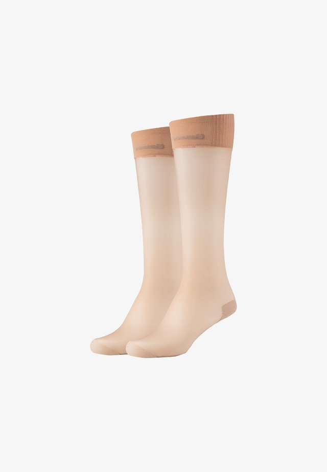 2 PACK - Socks - powder