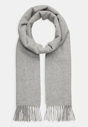 Šála - grey heather melange