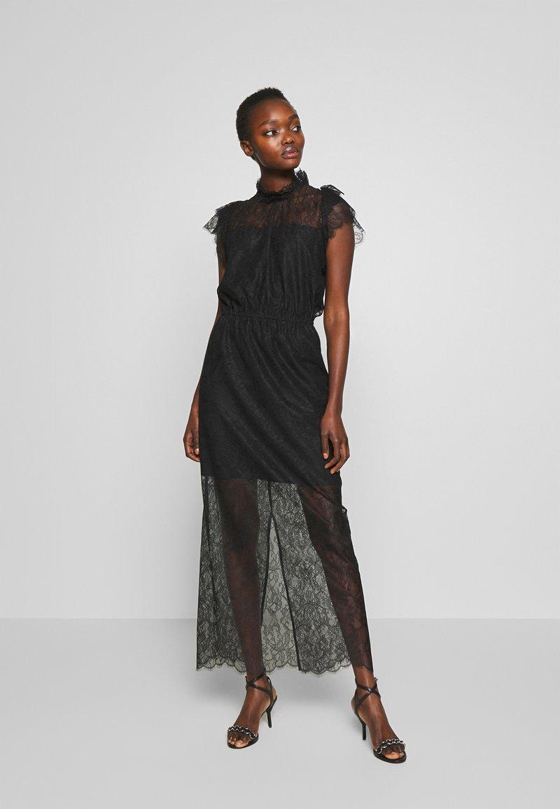 DESIGNERS REMIX - VANESSA LONG DRESS - Occasion wear - black