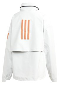 adidas Performance - MYSHELTER URBAN RAIN.RDY OUTDOOR - Waterproof jacket - white - 10