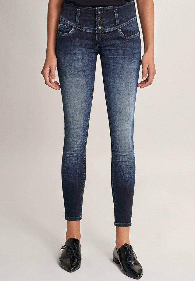 MYSTERY PUSH UP  - Jeans Skinny - blau
