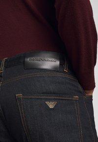 Emporio Armani - Jeans slim fit - dark blue - 5