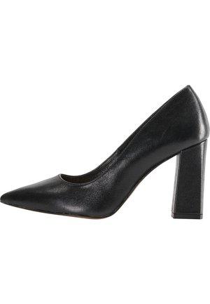 High heels - anthrazit