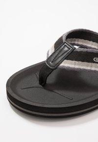 GANT - PALMWORLD - T-bar sandals - black - 5