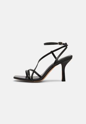 RENDALITH - Sandaler - black