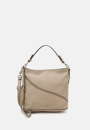TILLY - Tote bag - sand