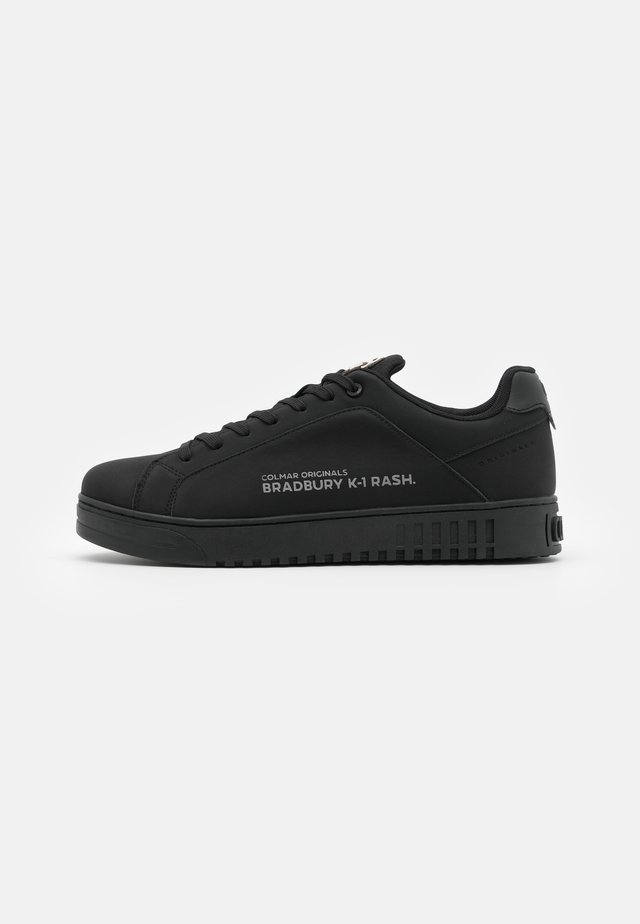 BRADBURY RASH - Sneakers laag - black