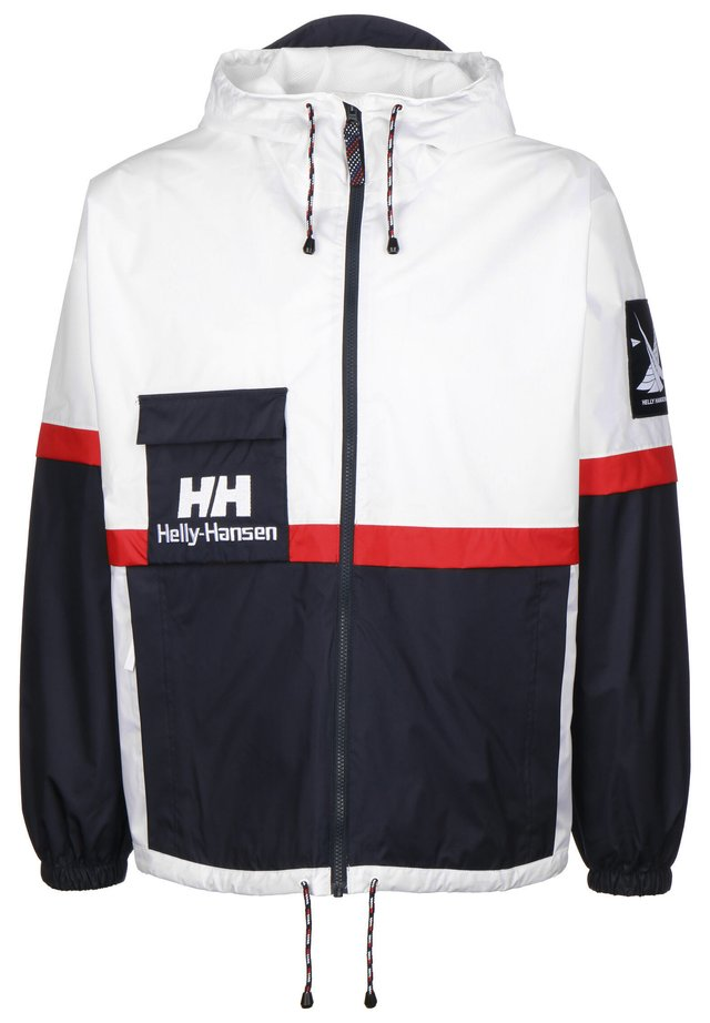 Chaqueta outdoor - white